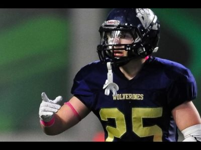 LB Schmaltz inspired by his mother | Player Profile Spotlight May 16th