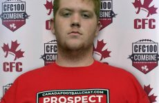 CFC Prospect Game Q&A with CFC100 OL Chris Weber
