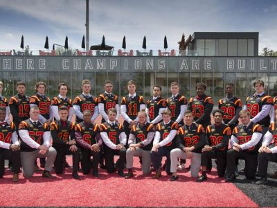 Gryphons announce 2019 recruiting class