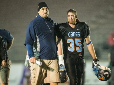 CJFL: Jason Hayes steps away from Hurricanes