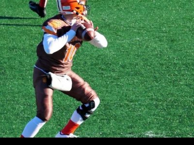 QB Verloop determined to return from injury | Player Profile Spotlight May 17th
