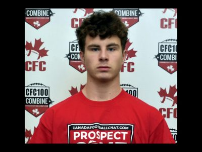 Dillon Percy looking to improve in Quinte | Player Profile Spotlight May 8th