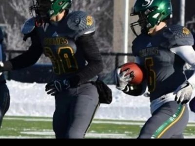 DL Marsland switches from the pitch to gridiron | Player Profile Spotlight June 11th