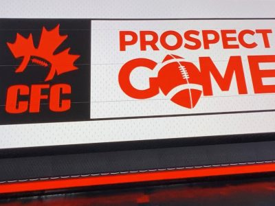 Watch CFC Prospect Game on TSN, Monday 7:00pm ET/4:00pm PT