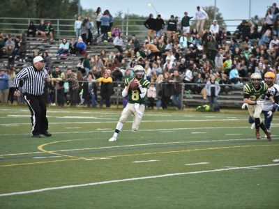 "QB Hayden Griffin plays ""mind games"" with opponent"