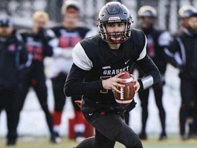 CFC60 QB Jonathan Senecal announces NCAA commit