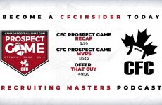 CFC Prospect Game Recap/MVPs plus more | Recruiting Masters Podcast Ep. 17