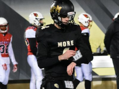 CFC150 QB Hillock on the board with two OUA offers
