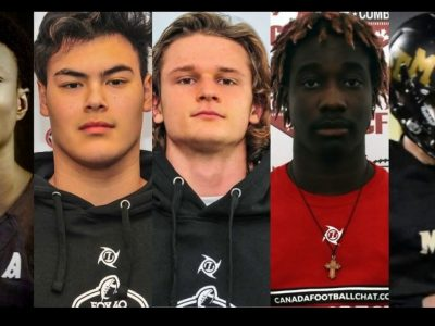 5 prospects receive U Sports and NCAA offers | CFCDaily Update June 10th