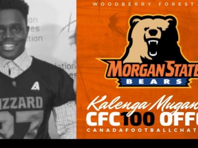 CFC100s Muganda and Doiron receive first NCAA offers | CFCDaily Update June 26th