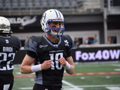 CFC Prospect Game Q&A with CFC100 QB Hetlinger