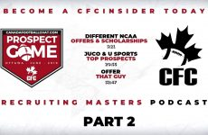 More JUCO & U Sports prospects; NCAA Scholarships | Recruiting Masters Podcast Ep. 20 Part 2