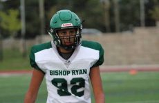 Luca Zotti is a leader with big aspirations in both football and school