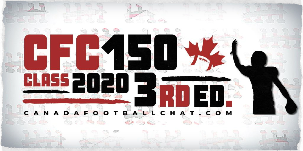 CFC150 Class 2020 PLAYER RANKINGS (July)