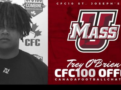 CFC100 Trey O'Brien earns first NCAA offer | CFCDaily Update July 3rd