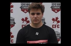 LB Laviolette leaves impression | Player Profile Spotlight July 24th