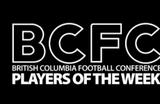 BC Football Conference Week 1 Players of the Week Presented by the BC Lions