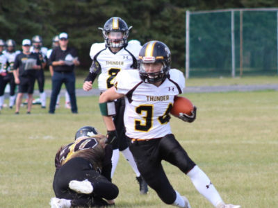 WR de Laroque wants to follow in his brother's footsteps