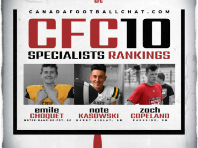 CFC10 Specialists 2020 1st Edition RANKING