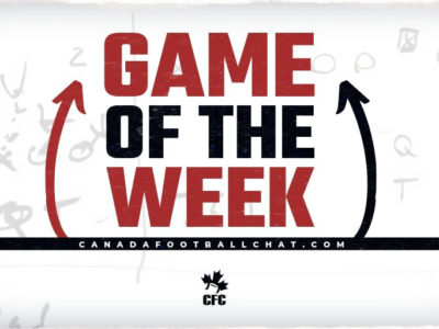 CFC50/CFC25 GOTW (14): PLAYOFF SCHEDULE