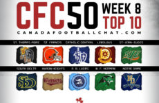 CFC50 2019 High School RANKINGS (8): Regular season winds down, teams fighting for playoff spots, 2 new teams get ranked