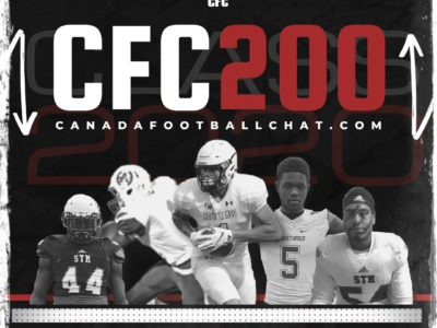 CFC200 Class 2020 1st Edition RANKINGS