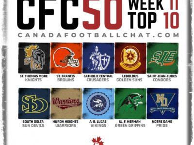 CFC50 2019 High School RANKINGS (11): History repeats itself in more ways than one