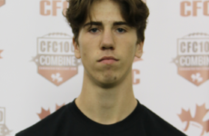 Q&A with CFC100 REC Caleb Tremblay