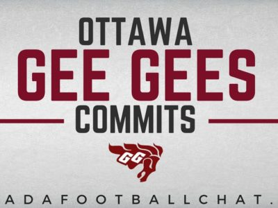 Gee-Gees draw in CFC Prospect Game specialist, plus another