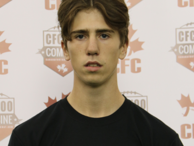 Q&A with CFC Prospect Game QB Samuel Tremblay
