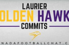 Laurier adds two to 2020 class