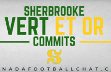 Sherbrooke commit felt at home with team