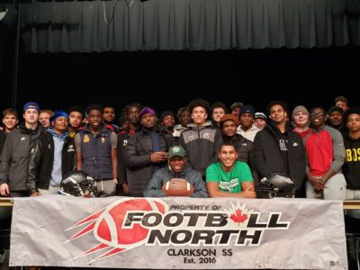 NCAA Early Signing Day 2019