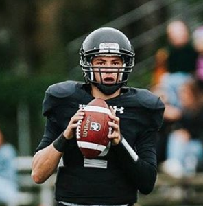 QB Michaud leading the way in his first year of CEGEP