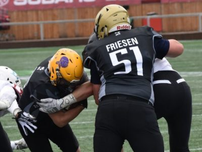 University of Saskatchewan brings in local CFC Prospect Game CFC100
