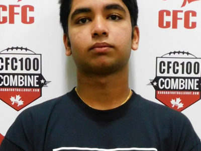 Class of 2023 LB Parathundathil ready for the spotlight