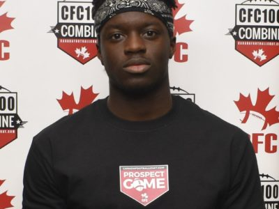 RB Oyewale knows how to redirect in order to boost performance