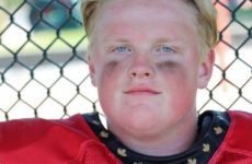 OL Rohan out to destroy misconceptions about lineman