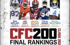CFC200 Class 2020 FINAL Edition RANKINGS