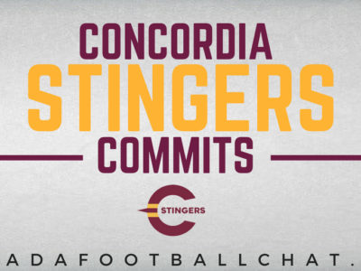 Concordia coaches attract two CFC60s, one other