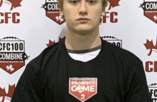 CFC Prospect Game CFC150 LB Layne Johnson is a Dynamic Player