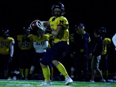 Q&A with Ontario QB Nick Orr