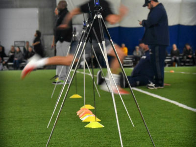Combine Training Tips Part 1: Winning your 40 yard stance