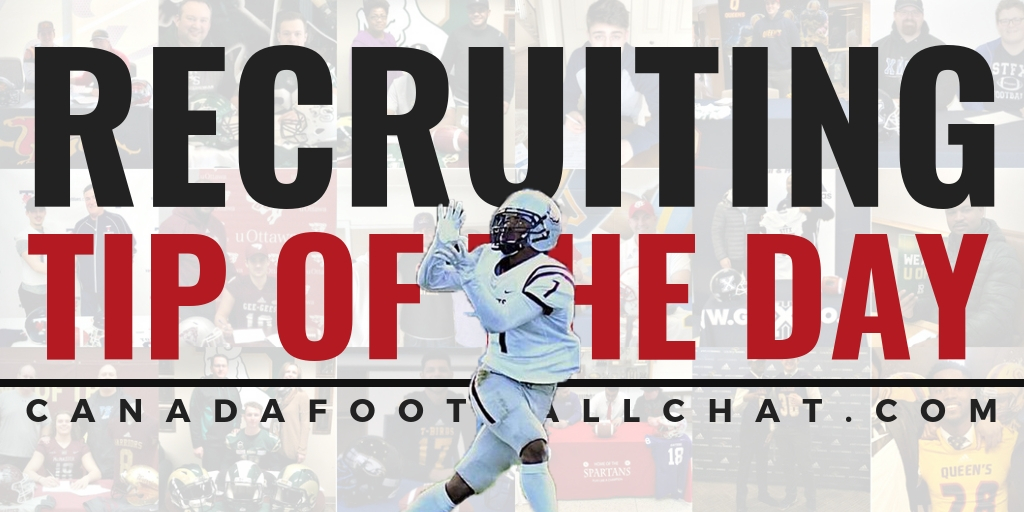 Recruiting Tip Mailbag: How to stay visible? (AUDIO/TEXT)
