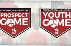 2020 Selection Camp REGISTRATION – Prospect Game & Youth Game