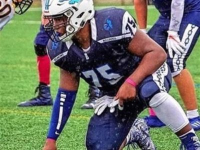 DT Fraser a pure Bulldog in the trenches