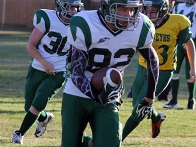 REC McCarty shows being a Neelin Spartan requires character