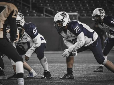 UTTLEY'S Top Prospects: CFC100 Class 2022 Offensive Guards & Centers Part 1