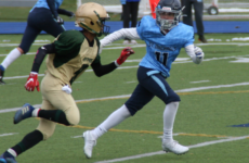 DB Novello a motivator at St. Mike's