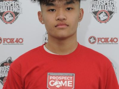 Long list of accolades for Class of 2023 DB Nguyen